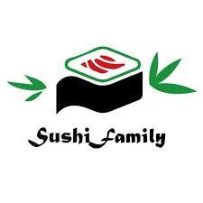 Логотип заведения Sushi Family