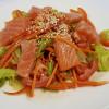 Сала  с лососем Сакура